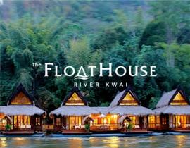 The FloatHouse River Kwai Resort